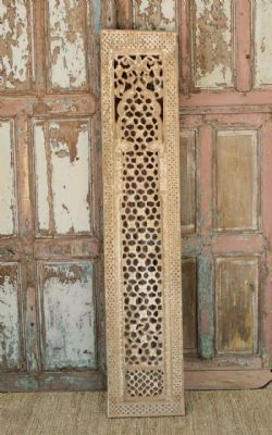 Antique sandstone Jali from a Haveli in Jaisalmer <b>SOLD<b>